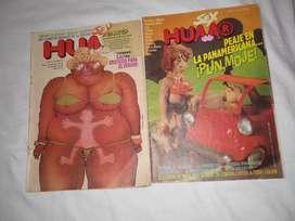 revista sexo humor HAY 2 PRECIO C/U  perfectas