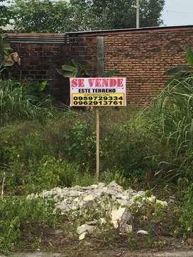 Se vende terreno en QUEVEDO - SAN CAMILO