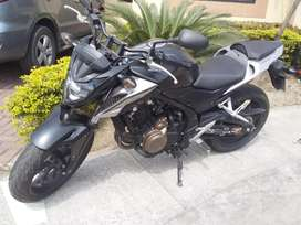Vendo Honda Cb500f