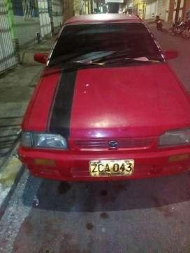 Se Vende Carro Mazda 323 Nego