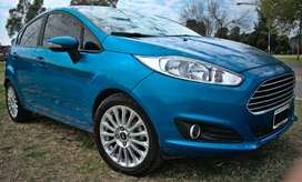 Ford Fiesta KD 1.6 Impecable