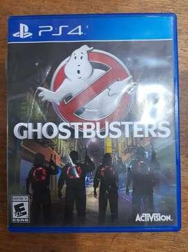 Se vende juego de los caza fantasmas