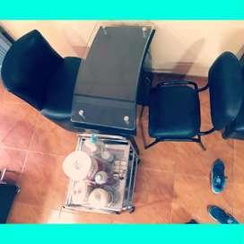 venta de muebles para salón de belleza baratos