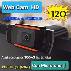 WEBCAM FULL HD 1920*1080
