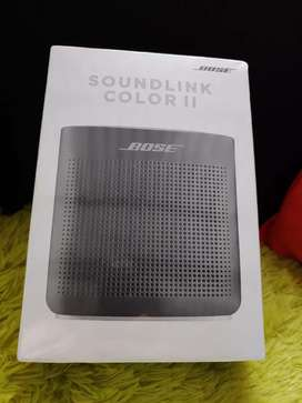 Vendo Bose Soundlink color 2 nuevo
