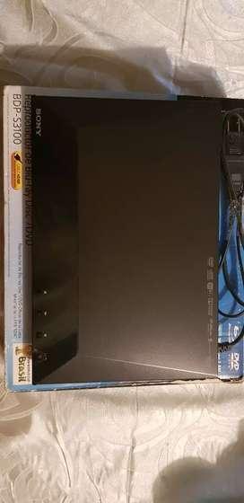 Vendo Sony Blu Ray Disc , Dvd Play  , Usb S3100.
