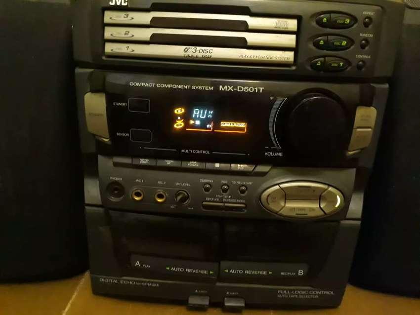 Equipo de audio 0