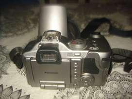 Camara Digital Panasonic Lumix Dmc-fz50 10.1mp Leer No Envio