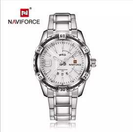 Reloj naviforce Metalico
