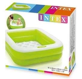 Piscina Intex 57100 Para Bebés Verde