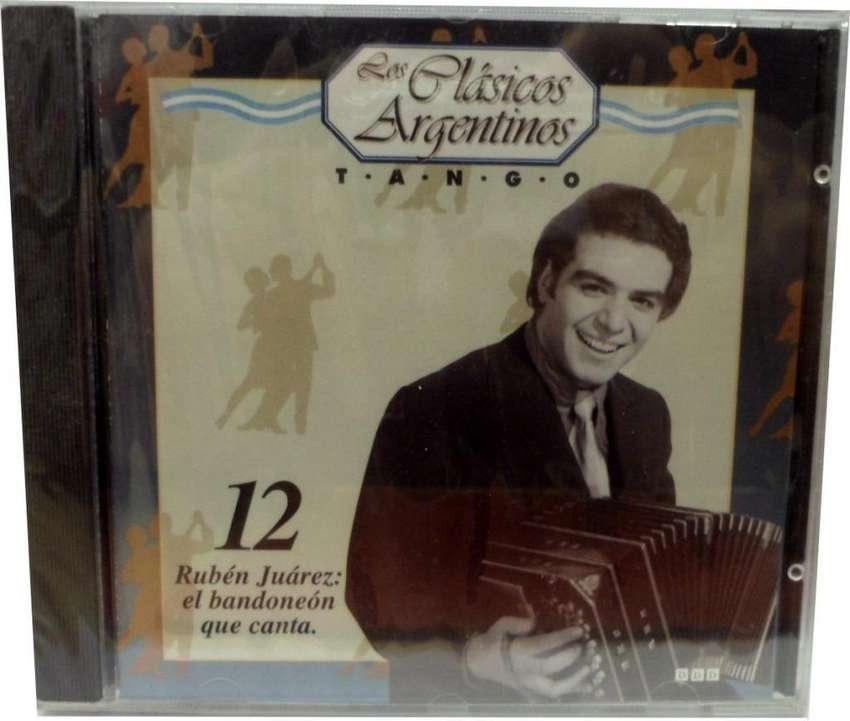 Cd Musica Tango Los Clasicos Argentinos volumen 12 0