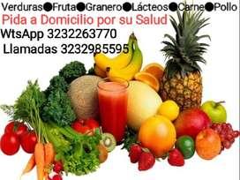 Verduras Frutas y más