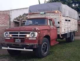 Vendo Camion Dodge 800 Modelo 1975