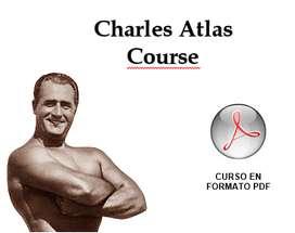 CURSO FISICO CULTURISMO CHARLES ATLAS