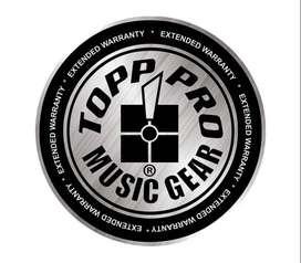 Amplificador Topp Pro TMA54ZBT
