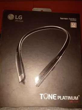Vendo audifonos LG