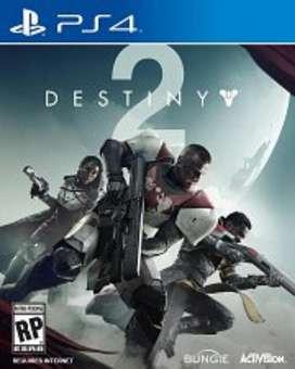 Destiny 2 Ps4 vendo-permuto