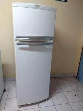 Refrigeradora Whirlpool No Frost Funcion