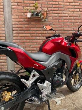 LIQUIDO ! Honda CB 190r 2018 (Impecable sin detalles)