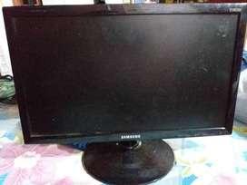 Vendo Monitor Samsung hd 17