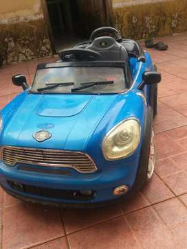 Vendo coche para niño