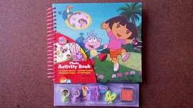 Libro de Actividades de Dora La Exploradora Photo Activity Book  Dora The Explorer
