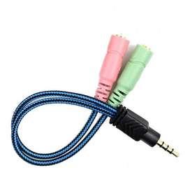 Cable de Audio Streaming Juegos PS4 DJ