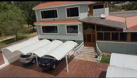Alquiler de casa en Cumbaya sector exclusivo Urbanización