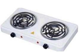 Estufa electrica 2 puestos hot plate