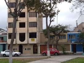 Vendo departamento muy bien ubicado en Los Olivos