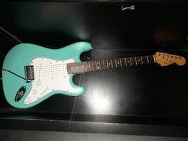 Guitarra eléctrica economica con amplificador