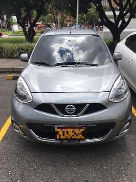 Vendo Nissan March Advance Automatico