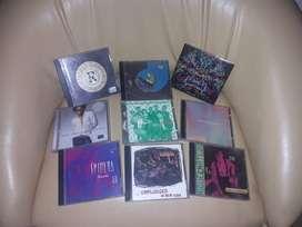 CD'S ORIGINALES USADOS EN EXCELENTE ESTADO DEL ROCK NACIONAL + OTROS