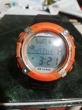 Vendo reloj OMAX Japonés