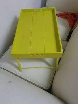 Mesa desyunadora, trapera...