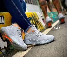 Zapato Tennis Deportivo Adidas X Unisex