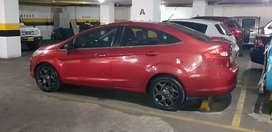 Ford Fiesta Mod 2011 Automatico