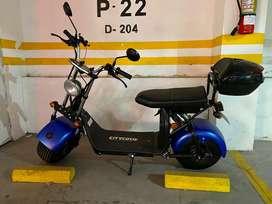 Motocicleta electrica full 2020
