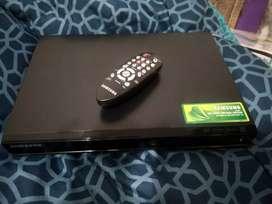 DVD Samsung con puerto USB