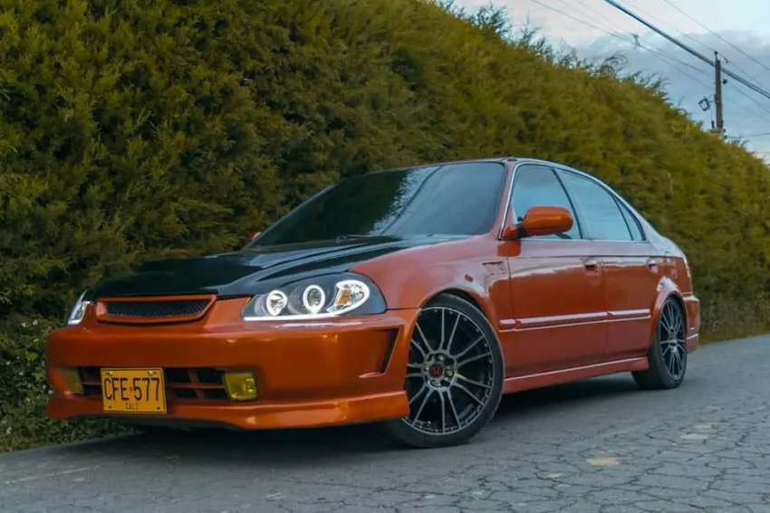 Honda civic 1998 0