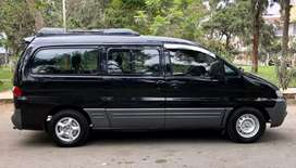 Hyunda Starex 2003 vans 11 pasajeros