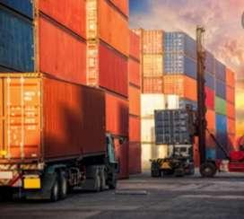 Tecnología en logística transporte