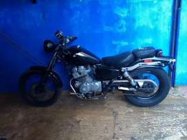 Vendo Honda rebel250