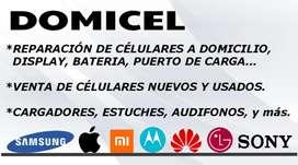 Servicio técnico de celulares a domicilio en Medellín