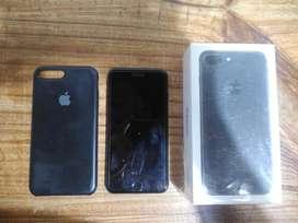 Iphone 7 plus 32 gb igual a nuevo