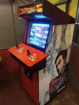 Máquinas arcades