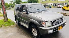 Toyota prado VX 3.400 unica negociable