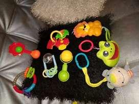 Juegos bebé unisex