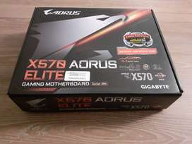 BOARD GIGABYTE X570 AORUS ELITE