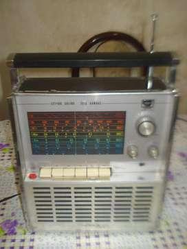 Radio Noblex 7 Mares Nt 118 Am Funcionando Perfectamente!! segunda mano  La Paternal, Capital Federal